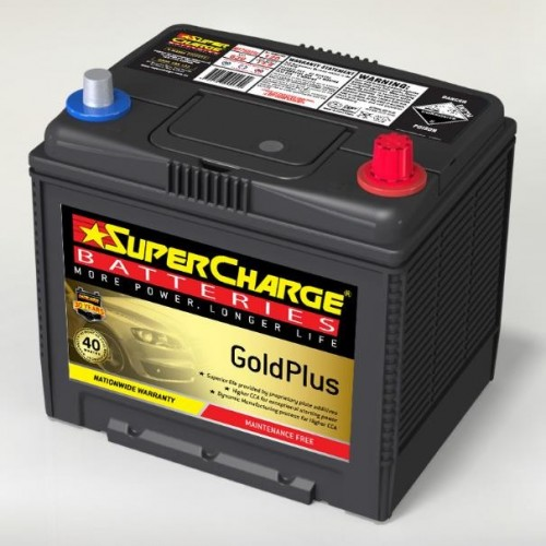 SuperCharge Gold Plus MF75D23L