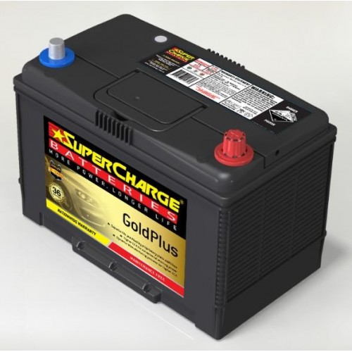 SuperCharge Gold Plus MF95D31LW