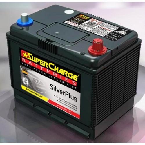 SuperCharge Silver Plus SMFNS70LX