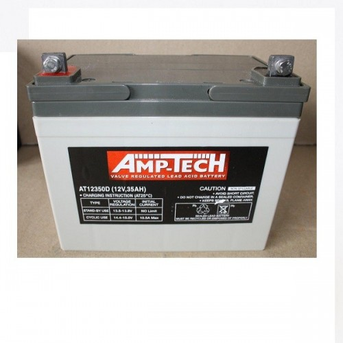 12V 35 Amp Hour Sealed Lead Acid Battery (SLA)