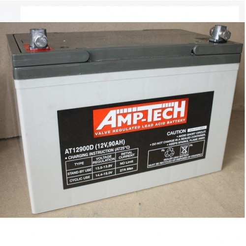 12V 90 Amp Hour Sealed Lead Acid Battery (SLA)