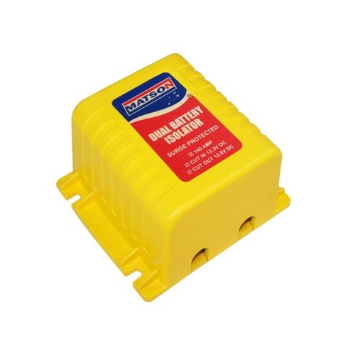 Matson 12V 140Amp VSR - Dual Battery Isolator - MA98409