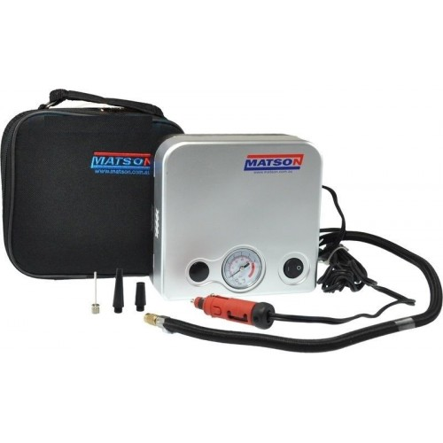Matson UNDERSEAT EMERGENCY AIR COMPRESSOR- MC80F