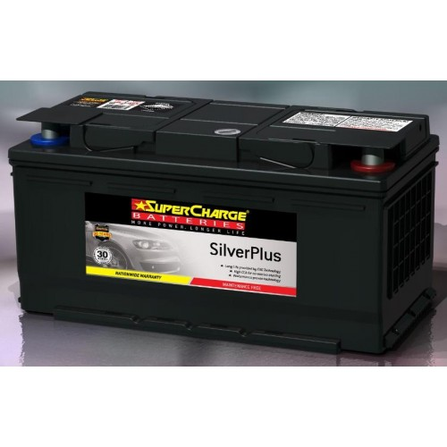 SuperCharge Silver Plus SMF85L