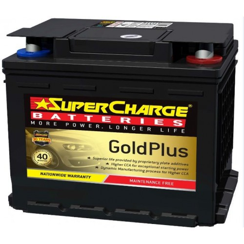 SuperCharge Gold Plus MF55
