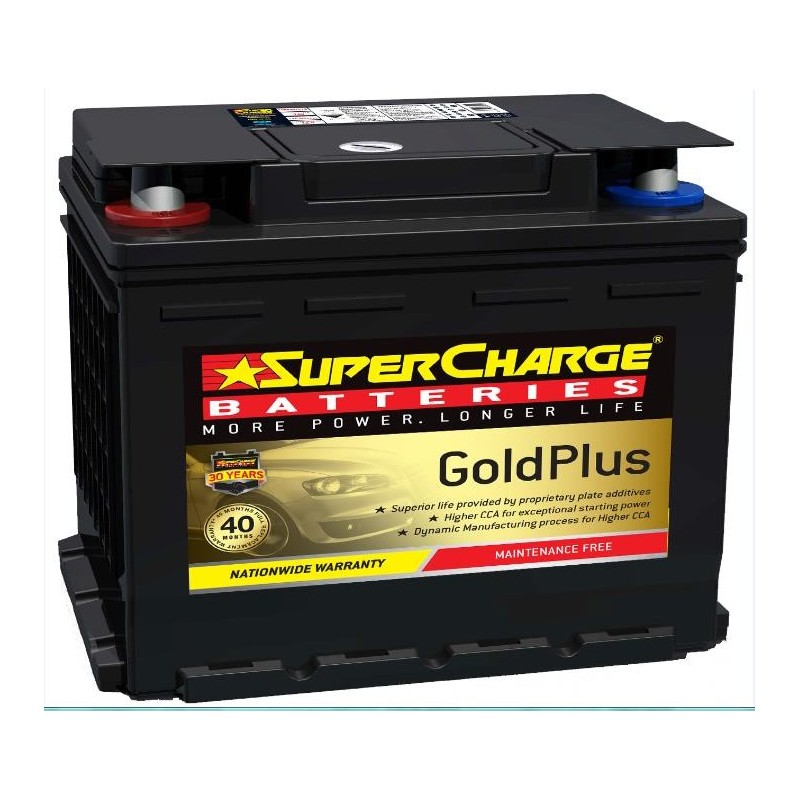 SuperCharge Gold Plus MF55R